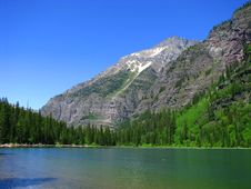 Free Lake Avalanche Royalty Free Stock Image - 5629426