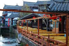 Free The Bar In LiJiang Royalty Free Stock Photo - 5629515