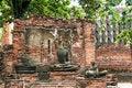 Free Decapitated Buddhas Royalty Free Stock Photos - 5635208
