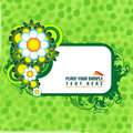 Free Floral Banner Stock Photos - 5639673