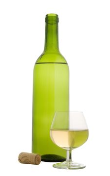 Free White Wine Royalty Free Stock Image - 5630186