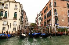 Free The Grand Canal In Venice Royalty Free Stock Photo - 5630315