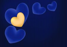 Free Different Hearts Royalty Free Stock Image - 5630456