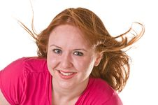 Free Red Haired Beauty Stock Photos - 5631043