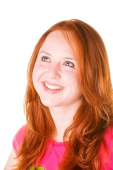 Free Red Haired Beauty Royalty Free Stock Image - 5631056