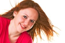 Free Red Haired Beauty Stock Photo - 5631160