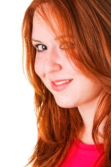 Free Red Haired Beauty Royalty Free Stock Image - 5631296