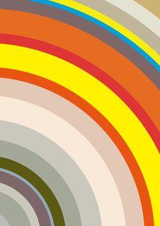 Free Abstract Radius Background Royalty Free Stock Image - 5631446