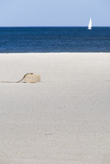 Free Beach Royalty Free Stock Image - 5631596