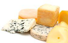 Free Cheese Assortment Stock Photo - 5631640