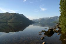 Free Ullswater Reflection Stock Image - 5632281