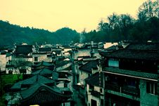 Free Chinese Architecture 3 Royalty Free Stock Photos - 5632478