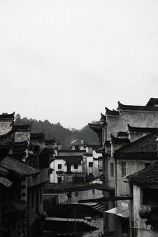 Free Chinese Architecture 5 Royalty Free Stock Photos - 5632528