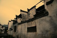 Free Chinese Architecture 6 Royalty Free Stock Photography - 5632547