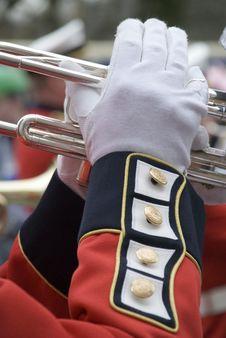 Free Trumpet Royalty Free Stock Image - 5632566