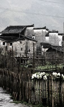 Free Chinese Architecture 8 Stock Photography - 5632592