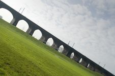 Free Rhine Bridge Detail Royalty Free Stock Photo - 5633315