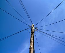 Free Telephone Lines Stock Images - 5633414