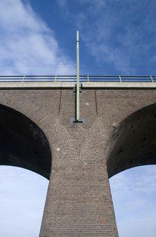 Free Rhine Bridge Detail Royalty Free Stock Image - 5633606