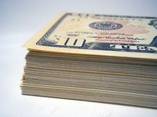 Free Pack Of Money Stock Photography - 5633852