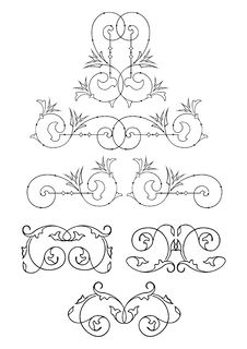 Free Design Elements Vector Royalty Free Stock Images - 5634369