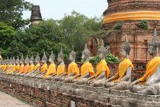 Free Buddha Images Royalty Free Stock Photography - 5634707