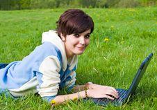 Free Study On Fresh Air Stock Photo - 5635070