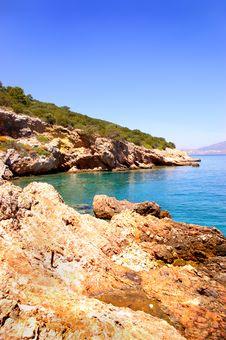 Free Turquoise Lagoon Stock Photography - 5635112
