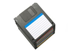 Free Diskettes Stock Photography - 5635362