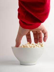 Free Popcorn Stock Image - 5635431