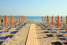 Free Summer Holiday Beach & Sea Stock Photography - 5635642