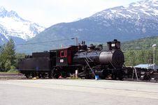 Free White Pass Train Stock Photo - 5636110