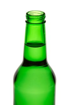 Free Bottle Of Beer Royalty Free Stock Image - 5637246