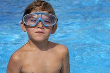 Free Water Boy Royalty Free Stock Photos - 5637838