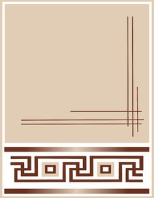 Free Abstract Graphic Project. Vector Illustration Royalty Free Stock Images - 5637849