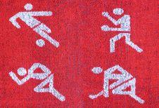 Free Red Towel Stock Photos - 5638673