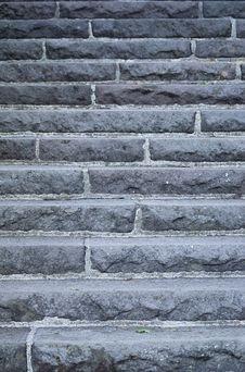 Free Brick Stairs Stock Image - 5638981