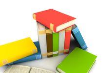 Free Books Stock Photo - 5639870