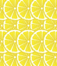 Free Lemon Slices Background Stock Photos - 56337503