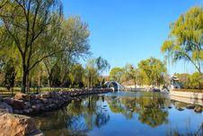 Free Scenic Park Stock Image - 56360511