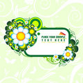 Free Floral Banner Royalty Free Stock Images - 5641089