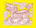 Free Myth Dragon Royalty Free Stock Photography - 5642237