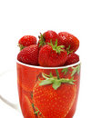 Free Strawberry Isolated On White Royalty Free Stock Images - 5644779
