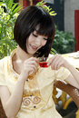 Free A Chinese Retro Girl Royalty Free Stock Photography - 5646267
