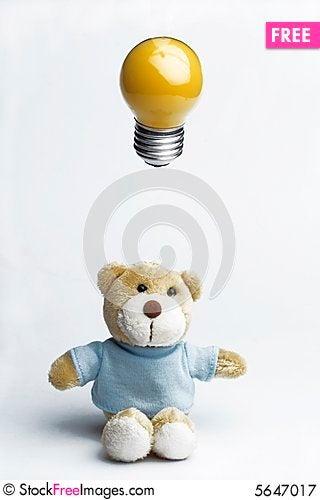 Free Idea Royalty Free Stock Photography - 5647017