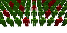 Free 3d People Stock Image - 5640511