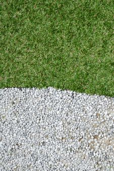 Free Grass And Pebble Stock Photos - 5640633
