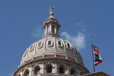 Free Texas State Captial Building Stock Image - 5641101