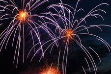 Free Beautiful Firework Stock Images - 5641224