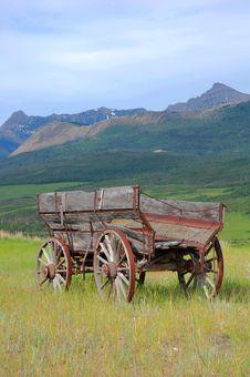Free Antique Wood Car Stock Photos - 5641493